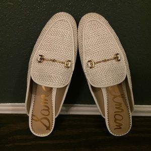 Sam Edelman Linnie Bit Mules Slide on Flats